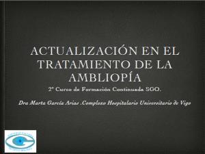 Dra Marta García Arias