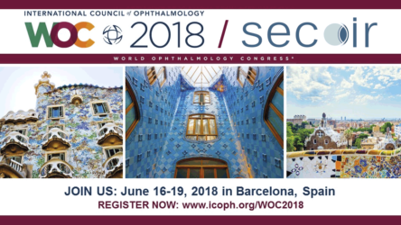 Congreso Mundial WOC 2018, Barcelona